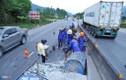 Quốc lộ hơn 2.400 tỷ sụt lún, chắp vá 'do mưa'