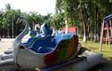 Cảnh hoang tàn, nhếch nhác ở công viên lớn nhất Đà Nẵng