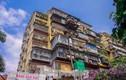 'Chuồng cọp' bao phủ khu chung cư đắc địa Thủ đô