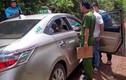 Bắt kẻ côn đồ cầm dao định cướp tài sản của tài xế xe taxi