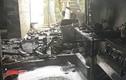 Nổ bình gas mini cháy lan ra cả gian bếp khiến 1 phụ nữ nhập viện