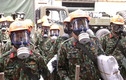 Bộ đội hóa học tẩy độc thủy ngân công ty Rạng Đông thế nào?