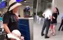 Nữ đại úy công an náo loạn sân bay Tân Sơn Nhất bị đề xuất giáng cấp bậc