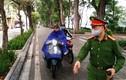 Hà Nội: 3 người bị xử phạt vì ra đường không thuộc diện được phép