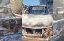 Bí thư xã nghi giết người, đốt xe: Nạn nhân là cháu vợ