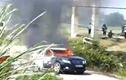 Video: Nguyên nhân xe chở cán bộ ở Thanh Hóa bốc cháy ngùn ngụt
