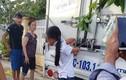 Công an huyện Bố Trạch thông tin về hình ảnh bé gái bị trói vào thùng xe