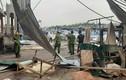 Cận cảnh nhà cửa tan hoang sau cơn lốc xoáy kinh hoàng ở Vĩnh Phúc