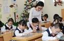 Học sinh tiểu học trường công không phải đóng học phí