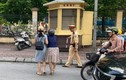 Bác tin CSGT kéo ngã 2 phụ nữ đi xe máy đang lưu thông trên đường
