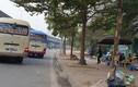 Thấy CSGT, hàng loạt xe khách bỏ chạy túi bụi trên phố Hà Nội