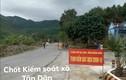 """Quảng Ninh """"nội bất xuất, ngoại bất nhập"""", lập 8 chốt kiểm dịch COVID-19"""