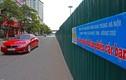Dựng lô cốt mở rộng đường Liễu Giai và Tôn Thất Thuyết ở Hà Nội