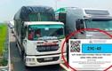 """Mạng tê liệt, Bộ GTVT bỏ quy định xe tải có thẻ """"luồng xanh"""""""