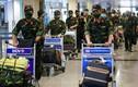 VIDEO: Những lính quân y đầu tiên có mặt tại TP.HCM hỗ trợ chống dịch