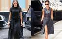 Phong cách thời trang dạo phố sành điệu của Victoria Beckham