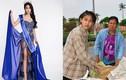 Chân dung cô gái nhặt rác đăng quang Hoa hậu Thái Lan