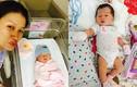 Ngắm con gái mới sinh của người mẫu Trang Trần