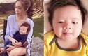 Cận cảnh vẻ đáng yêu của con trai Elly Trần