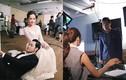 Hình ảnh Quang Vinh trên phim trường khi tái xuất showbiz Việt