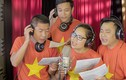Ảnh nghệ sĩ Việt hát vinh danh chiến sĩ CASA và SU-30