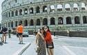 Hoa hậu Kỳ Duyên khoe ảnh cùng mẹ du lịch châu Âu