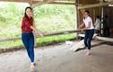 Diệu Ngọc, Nguyễn Thị Loan giản dị đi làm từ thiện