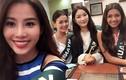 Hình ảnh đầu tiên của Hoa khôi Nam Em tại Miss Earth