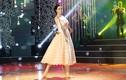 MC Thanh Mai trổ tài múa quạt trên truyền hình