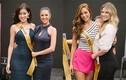 Huyền My cùng thí sinh Miss Grand International chính thức đeo dải băng