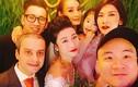 Dàn sao Việt đến mừng đám cưới Kha Mỹ Vân và chồng Tây