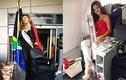 Người đẹp các nước rục rịch lên đường thi Miss Universe 2017