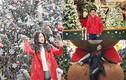 Sao Việt rộn ràng đón Giáng sinh ở nước ngoài