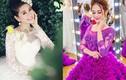 Lâm Khánh Chi đẹp thế nào khi diện váy cô dâu?