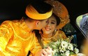 Lâm Khánh Chi được nhà chồng tặng 6 kiềng vàng trong lễ cưới