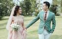 Cô dâu Tố Như đẹp lộng lẫy bên chồng hot boy