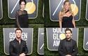 Dàn sao Hollywood đồng loạt diện đồ đen tại Quả cầu vàng 2018
