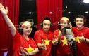 Minh Quân và dàn sao háo hức quay MV ủng hộ U23 Việt Nam