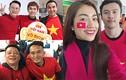 Quyền Linh và loạt sao có mặt ở TQ cổ vũ U23 Việt Nam