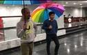 Trước ngày ghi hình, Chí Trung chia sẻ clip hậu trường Táo quân