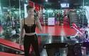 Hot Face sao Việt 24h: Phi Thanh Vân gợi cảm trong phòng tập gym