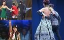 Ngượng chín mặt những sự cố trang phục trên sân khấu