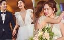 Chung Hân Đồng bật khóc trong lễ cưới với chồng trẻ