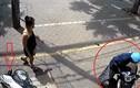 Video: Kỳ lạ Honda Lead không người lái lao qua ngã tư phi lên vỉa hè