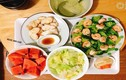 Tham khảo mâm cơm chiều của vợ chồng Việt ở Nhật Bản