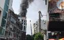 TPHCM: Khách sạn A&Em cháy dữ dội, nhiều người hốt hoảng tháo chạy