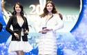 Minh Tú đẹp lạ trong đêm tổng duyệt chung kết Miss Supranational 2018
