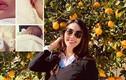 Thân Thúy Hà liên tục khoe hình ảnh con gái mới sinh ở Mỹ