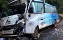 Xe khách chở 29 người gặp nạn trên đèo Bảo Lộc