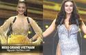 """Bán kết Miss Grand International: Kiều Loan diện jumpsuit, đại diện Brazil """"quên"""" nội y"""